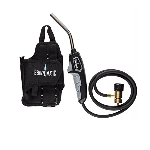 Bernzomatic BZ8250HT Trigger-Start Hose Torch (Propane Soldering Torch Kit compare prices)