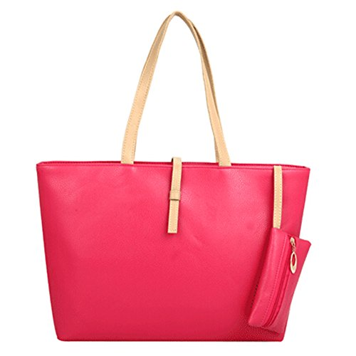 Red tote verde chiaro Greenlans Borsa WXGG202454QX3Q45429 donna Light Green Rose zg54wwq1x