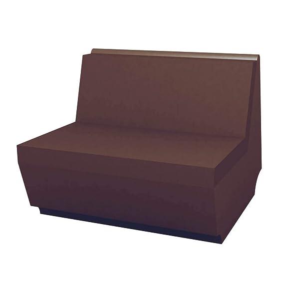 Vondom Rest módulo sofa central bronce: Amazon.es: Jardín