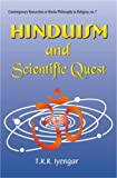 img - for Hinduism and Scientific Quest book / textbook / text book
