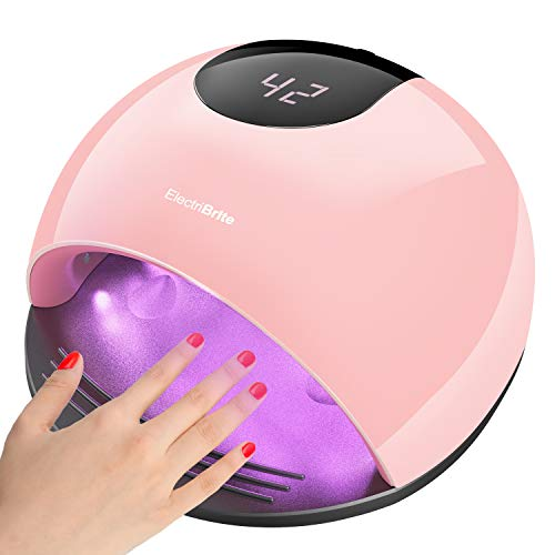LED UV Nail Lamp for Gel - 72W Nail Dryer with Sensor for sale  Delivered anywhere in USA