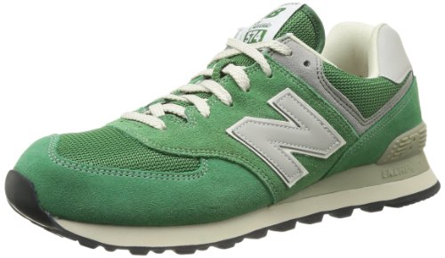 New Balance Nbml574dgrd12 Herren New Balance ML 574 DGR Green 42 Grün