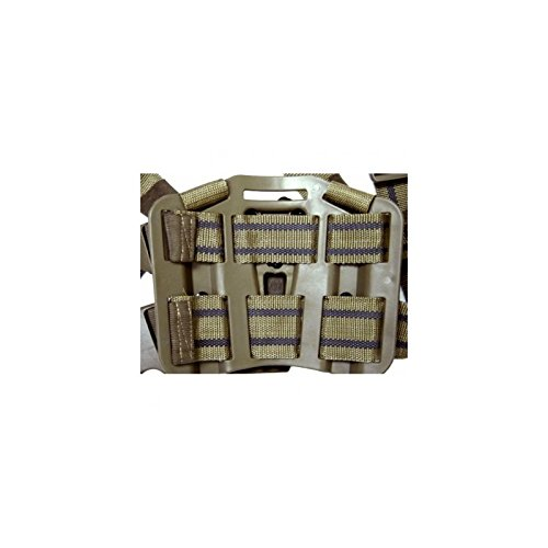 Airsoft Holster Cuisse CQC Rigide - 1911 - droitier -TAN