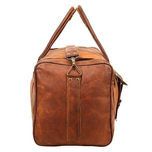 Ayemann Crafts  Artico bag03, Borsa Messenger  Marrone Brown