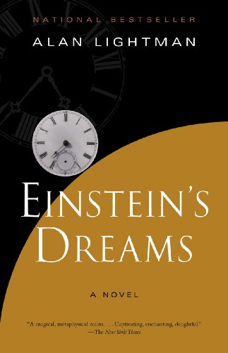 Einstein's Dreams (Vintage Contemporaries) cover