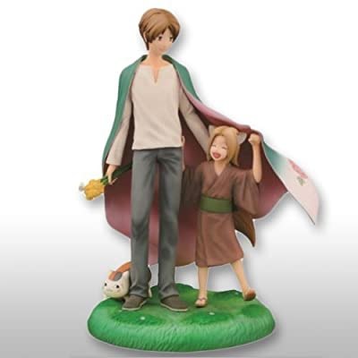 Individual tribute figure fox child and Takashi Natsume Award ~ B says Natsume's Book of Friends Tribute Gallery - Pressed most lottery (japan import) by Banpresto: Toys & Games