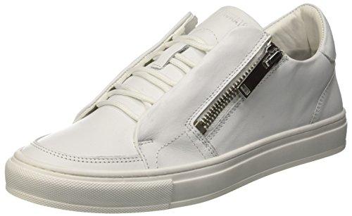 Antony Morato Mmfw00739-le300001, Zapatillas de Estar por Casa para Hombre Bianco