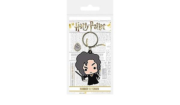 Harry Potter - Rubber Keychain Bellatrix Lestrange Chibi ...