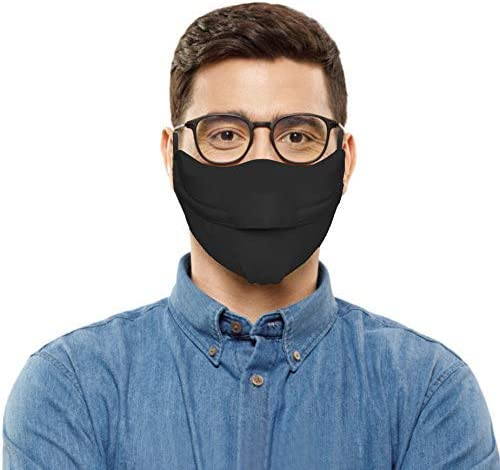 5Pcs Adult Face_mask For Glasses Wearers Prevent Fogging Adjusting Buckle Outdoor Sport 3ply Breathable Dụst Face_masks for Coronàvịrụs Protectịon