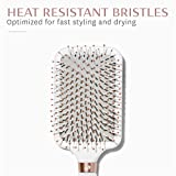 T3 - Smooth Paddle Hair Brush | Professional