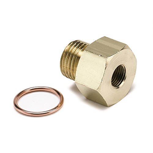 Gauge Metric Adapter - Auto Meter 2268 Oil/Temperature Metric Adapter