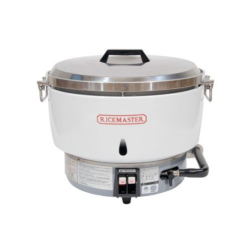 Town Food Service RM-55P-R 55 Cup RiceMaster Propane Rice Cooker
