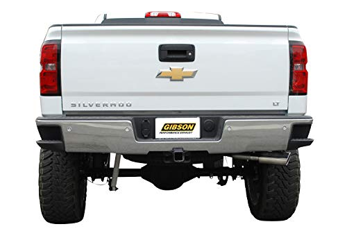 xhaust 315628 Aluminized Single Side Cat-Back Performance Exhaust System ()