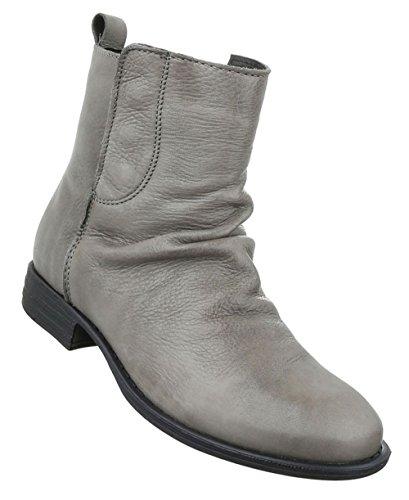 Damen Stiefeletten Schuhe Stiefel Cowboy Stiefel Used 36 37 38 39 40 41