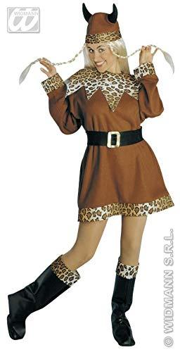Prezer Viking Girl - Disfraz de Vikingo para Mujer: Amazon.es ...