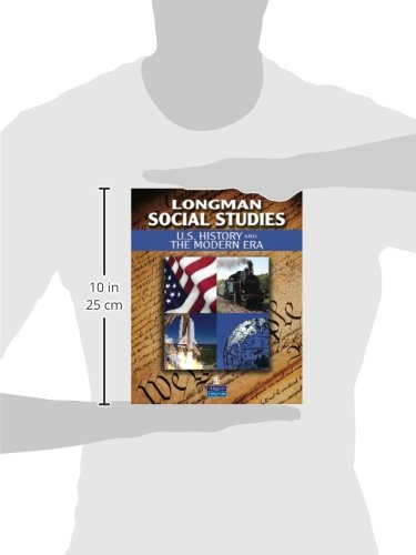 LONGMAN SOC STUDIES US HIST&MODERN ERA by Brand: PRENTICE HALL
