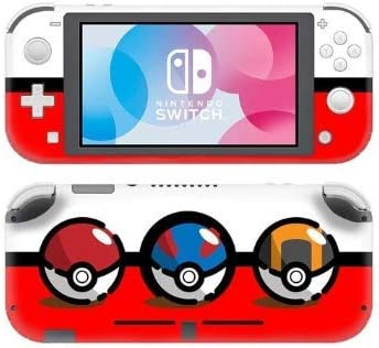 Shoptonskin Stickers Pokemon Nintendo Switch Lite Stickers Custom: Amazon.es: Videojuegos