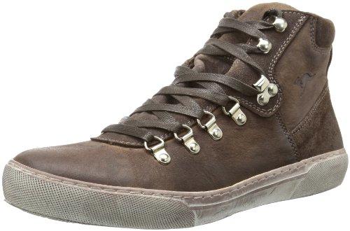 Herren High Primo für Brown Sneakers Top Braun Kängurus 300 xqBPCXC