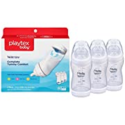 Playtex Baby Ventaire Anti Colic Baby Bottle, BPA Free, 9 Ounce - 3 Count