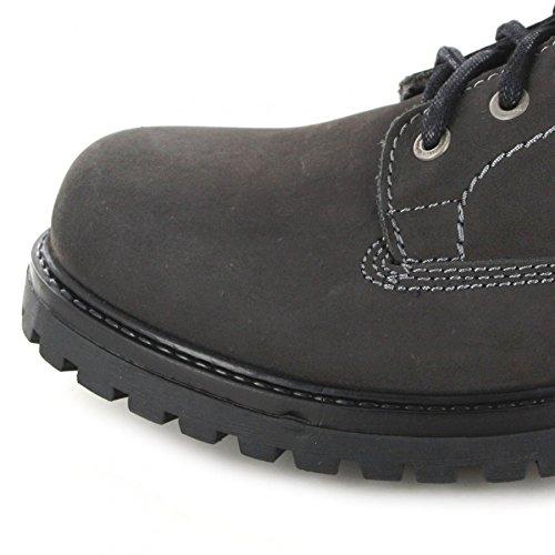 FB Fashion Boots Wrangler Creek WM172000 Anthracite Herren Schnürstiefel  Grau Stiefel Schnürung Chukka ... ba5e8c9ccf