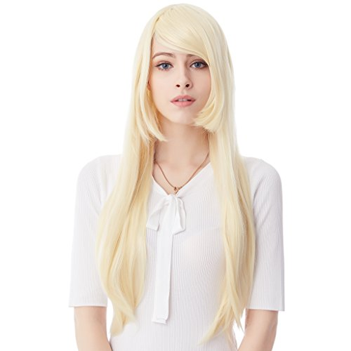 Inches Straight Blonde Cosplay Synthetic product image