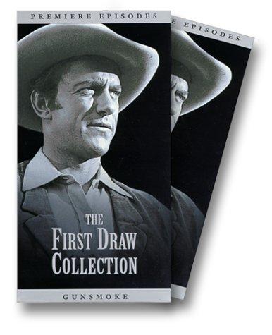 Premiere Episodes: Have Gun Will Travel, Gunsmoke, Rawhide, Wild Wild West [VHS] (Gunsmoke Episodes)