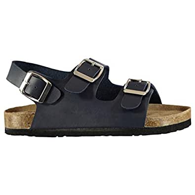 SoulCal Infant Cork Outdoors Summer Shoes Sandals Navy UK C5 (22)