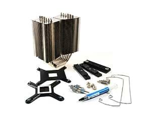 Prolimatech Megahalems Rev B. Intel CPU Heatsink (LGA 775/1156 / 1366) (AM2/2+/3 Mounting Kit Required)
