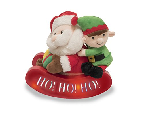 (Cuddle Barn Santa's Sleigh Ride)