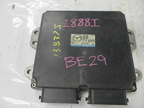 REUSED PARTS Engine ECM Control Module 2.0L Fits 08-09 Mazda 3 LF7W 881B LF7W881B ()