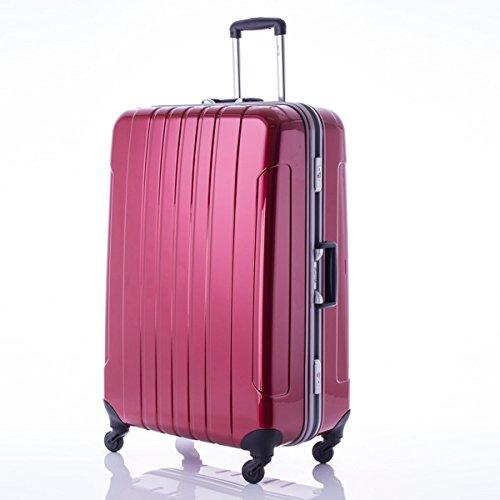 マンハッタン エクスプレス フリーク スーツケース 53-20043 レッド【ユニセックス】 [並行輸入品]   B07H958R3Z