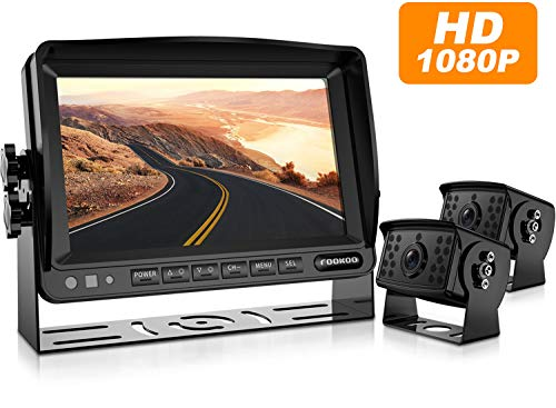 wired backup camera systems - 3