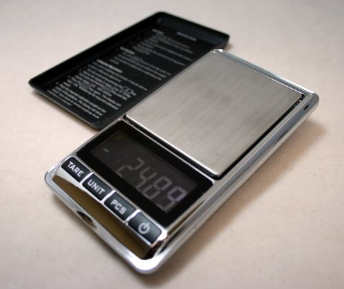 300g x 0.01g Digital Pocket Scale with LCD Screen for Jewelry, Coin, Silver and More~ 6 Modes of Measurement~BlueDot Trading