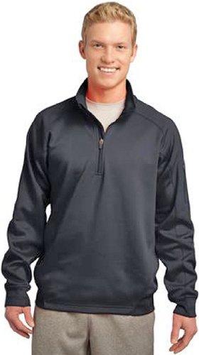 Sport-Tek - Tech Fleece 1/4-Zip Pullover-M