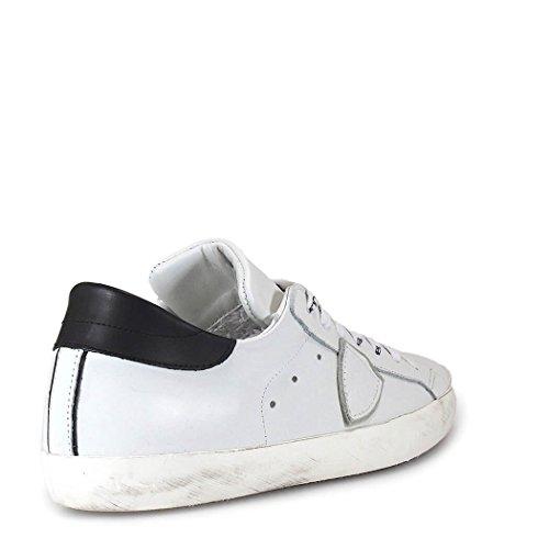 PHILIPPE MODEL PARIS CLASSIC LOW SNEAKER WHITE/BLACK