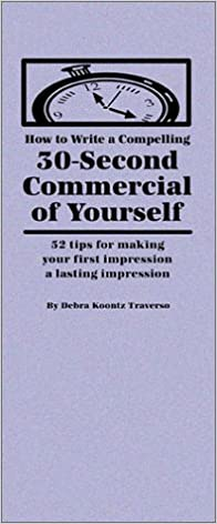 How To Write A Good Application 30 Second Commercial