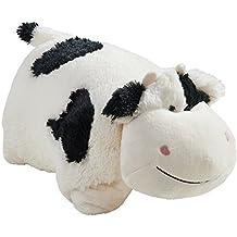 "Pillow Pets Signature, Cozy Cow, 18"" Stuffed Animal Plush Toy"
