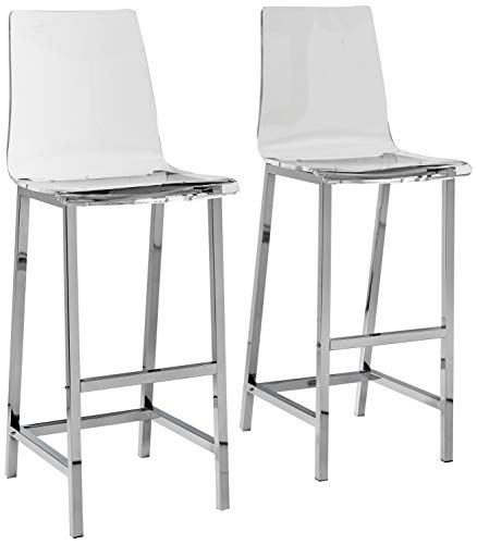 Awe Inspiring Top 10 Lucite Bar Stools Of 2019 No Place Called Home Gmtry Best Dining Table And Chair Ideas Images Gmtryco