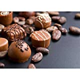 Jigsaw Puzzle for Adults, Food Puzzle - Chocolate and Coffee, Interesting Toys Game Toys Gifts Room Decoration, 300/500/1000/1500/2000/3000 Pieces Puzzle (Size : 300pieces)