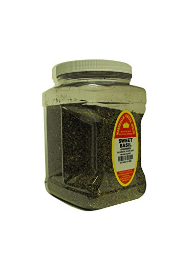 Marshalls Creek Spices Family Size Sweet Basil,8 Ounce by Marshall's Creek Spices