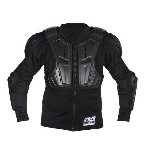 EVS Lite G6 Ballistic Jersey - 3X-Large/Black