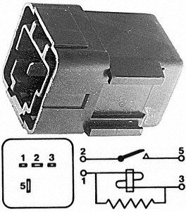 Standard Motor Products RY86 Relay Standard Ignition