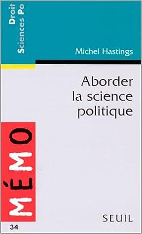 En ligne téléchargement Aborder la science politique pdf