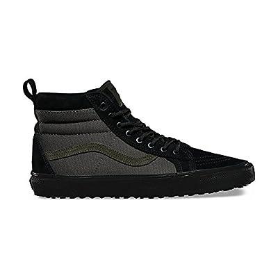 Vans Sk8 Hi MTE Shoes UK 9 Black Ros