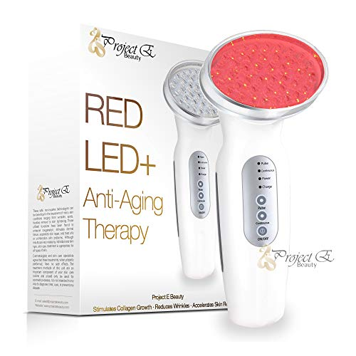 Project E Beauty RED Light Therapy Machine -...