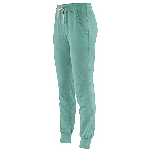 Ibex Outdoor Clothing Women's Waffle Knit Bottom, Large, Meadow ()