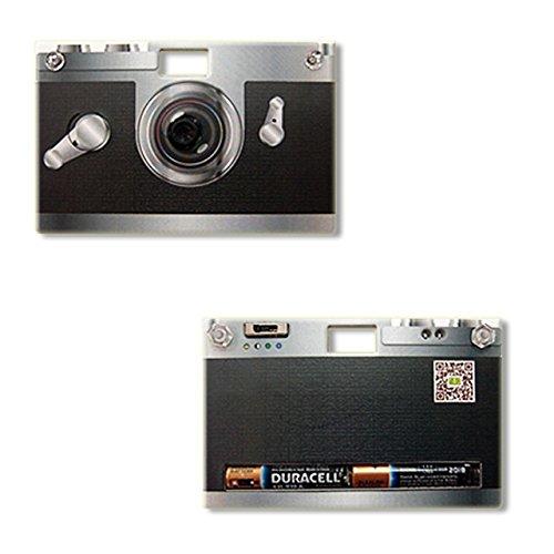 Papershoot (ペーパーシュート) 紙製ボディのデジタルカメラ [Classicカメラ]の商品画像