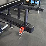 Titan Fitness Rack Mounted H-PND for 2 x 3 and 3