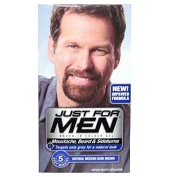 Just For Men M40 Medium Dark Brown Beard Dye: Amazon.co.uk: Beauty