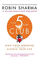 Legendary leadership and elite performance expert Robin Sharma introduced The 5am Club concept over twenty years ago, based on a revolutionary morning routine that has helped his clients maximize their productivity, activate their best...